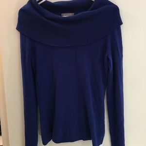 Charter Club Cashmere Sweater - Navy